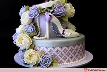 ..♥Beautiful Cakes♥.. / ♥ Please no cup-cakes, or slices of Cakes, this board is more for fancy, Birthday or Wedding style Cakes.♥ Do your best not to duplicate. ♥  PLEASE ONLY PIN 10 THINGS at a time, just let a few people pin before you pin again, No SPAM, No Promotion of products and pricing with out asking me first. Do not add people to my boards. ♥ Thank you for all the great PINS.  / by Family First Dynasty