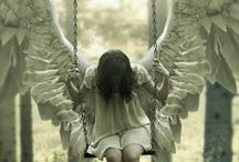 ANGELS & WINGS / by Patty Janes