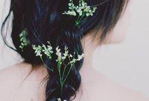 Hairstyles / by Laura Wanzek