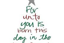 Christmas / by Amanda Potter