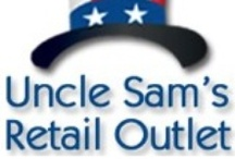 Our Logo / by Uncle Sam's Retail Outlet