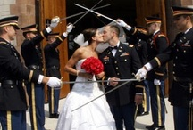 Military Wedding / by Uncle Sam's Retail Outlet