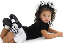 Animal Prints / Leopard, Zebra & Cow Print Hair Bows, Baby Bow Headbands & Matching Bow Socks. http://topnotchboutiqueaccessories.com/shop/index.php?cPath=70_18 / by Top Notch Boutique Accessories, Inc.