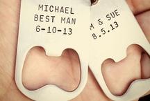 ♥ Groomsmen's Gifts | Jevel Wedding Planning ♥ / Weddings | Groomsmen's Gifts | Jevel Wedding Planning