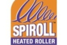 Spiroll Heated Rollers