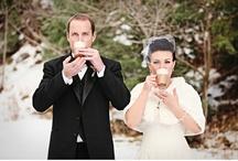 ♥ Christmas Wedding Theme   Jevel Wedding Planning ♥ / Weddings   Christmas Wedding Theme    Jevel Wedding Planning  Ideas for a Christmas time wedding.