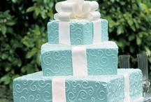 ♥ Tiffany Blue Weddings | Jevel Wedding Planning ♥ / Weddings | Tiffany Blue Weddings | Jevel Wedding Planning Weddings with tiffany blue as the primary color or primary accent color (not including the bride and groom's attire). May include tiffany blue flower arrangements, tiffany blue bouquets, tiffany blue bridesmaids dresses, tiffany blue linens at the reception and other tiffany blue wedding decor.