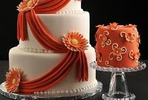 ♥ Orange Weddings | Jevel Wedding Planning ♥ / Weddings | Orange Weddings | Jevel Wedding Planning Weddings with orange as the primary color or primary accent color (not including the bride and groom's attire). May include orange flower arrangements, orange bouquets, orange bridesmaids dresses, orange linens or orange wedding decor.