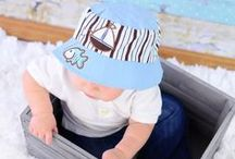 Jamie Rae Boys Hats / Large Assortment of Appliques & Screen Prints Sizes for Newborn - 18m, 18m - 3 years & 4 - 6 years The brims on these baby hats can be folded down so they can grow with baby. Care instructions: Hand wash in cold, keeping applique dry or spot clean only. Lay flat to dry. Care label in hats. http://topnotchboutiqueaccessories.com/shop/index.php?cPath=152_142 / by Top Notch Boutique Accessories, Inc.