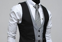 Gentlemen Prefer / Men's clothing and accessories  / by Stacey Braghini
