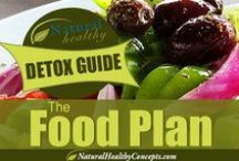 Healthy Detox / Detoxification is a healthy and natural way to help your body get rid of harmful toxins. When it is done properly, it is one of the best things you can do for yourself to prevent health issues or even lose weight. Doesn't it make sense to clean your insides? If your organs don't have to focus all their attention on the toxic build up, then the nutrients will be able to do what they need for your body! Get tips, recipes, great products & more to assist with your healthy detox diet! / by Natural Healthy Concepts