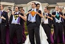 ♥ Super Hero Weddings | Jevel Wedding Planning ♥