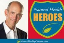 Everything Doctor Mercola / He's a natural health hero! From health info to supplements - get everything you need to know from Dr. Mercola! / by Natural Healthy Concepts