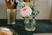 LOVEly styling / I like to collect beautifully styled images.