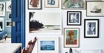 Gallery Wall Styling