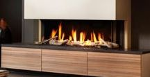 Fireplace + Mantle Styling