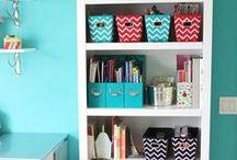 Organizing Goals / by Amanda Potter