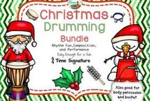 Holiday Activities for Music Class / Post anything that music teachers would want to use in their classes for holidays.