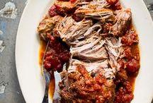 Beef + Pork
