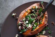 Sweet Potato + Butternut Squash