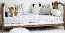 Daybeds + Cozy Nooks