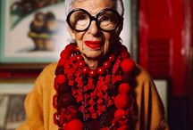 """Iris Apfel ❤️ / """"More is more and less is a bore"""" - Irish Apfel"""