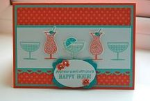 Stampin Up Projects SBH / Pictures of designs I love.