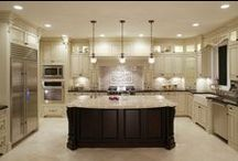 HOME:  Future Kitchen ideas / by Andrea Leigh