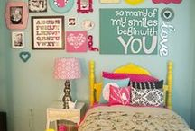 Design Ideas: Little Girl Bedroom / by Dawn McDougald