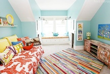 Design Ideas: Playrooms / by Dawn McDougald