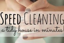 At Home: Clean It Up / Household tips / by Dawn McDougald