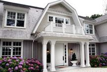 Design Ideas: Exteriors / From Craftsman to Coastal Cottage to Eco-Friendly Modern...  / by Dawn McDougald