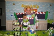 Toy Story Themed Parties