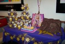 Rapunzel/Tangled Themed Parties / Rapunzel/Tangled Themed Parties