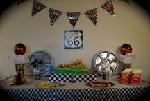 Disney Cars & Automobiles Themed Parties / Cars is a  American animated family film produced by Pixar.