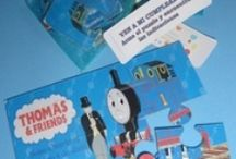 Trains,Thomas & Friends Themed Parties
