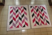MODERN Quilts / MODERN, actually modern, quilts! / by Stacy A