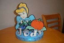 Cinderella Themed Parties / Cinderella is a 1950 American animated film produced by Walt Disney