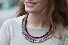 WEAR   bejeweled / by Vivian Mavrogianni