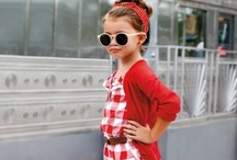 Kid Style / by Ashleigh Spathes Kent