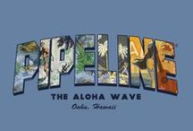 Super retro cool 70's & 80's PIPELINE® Clothes / Some of the original 70's & 80's PIPELINE® t shirts and vintage surf clothes to share. See more of the new PIPELINE® products at http://www.pipelinegear.com