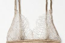 WEAR   lingerie / by Vivian Mavrogianni
