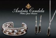 Andrea Candela / Andrea Candela's beautiful Spanish inspired fashion jewelry is truly unique!
