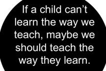 Education Inspiration / by Matt Ray