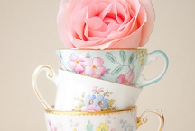 Tea Party / by Sarah Havel