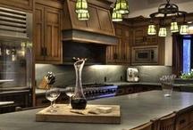 Kitchen Space / by Jorja Hale King