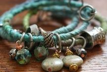 Who doesn't love Jewelry !? / Jewelry you make or you buy, it's all good / by Elizabeth Gronlund
