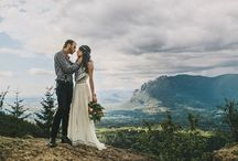 Weddings. Vintage Mountain Wedding. / Inspiration for a mountain top wedding in New Mexico! Cowboy/Native American groom and city bride who share a love for the great outdoors.  / by Kathleen Elizabeth