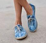 Shoes    Rit Dye