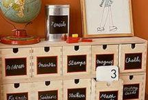Organized Classroom...I wish!